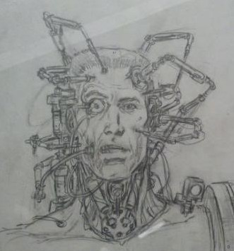 virus pencil artwork steve johnson